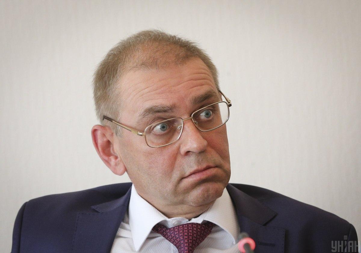 Суд решил взять под стражу Сергея Пашинского / фото УНИАН