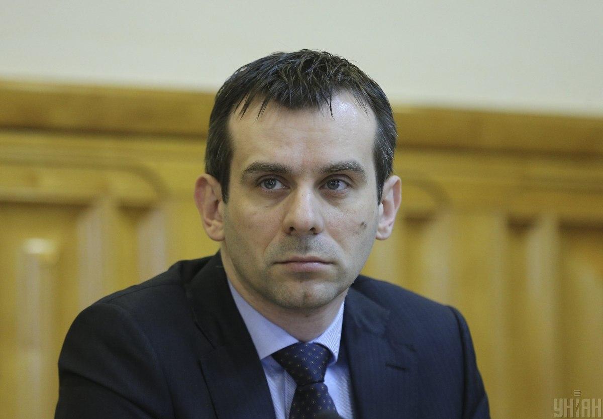 Новым председателем ЦИК избран Олег Диденко / фото УНИАН