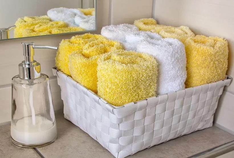 Как часто надо мыться, менять белье и стирать полотенца / фото pixabay.com