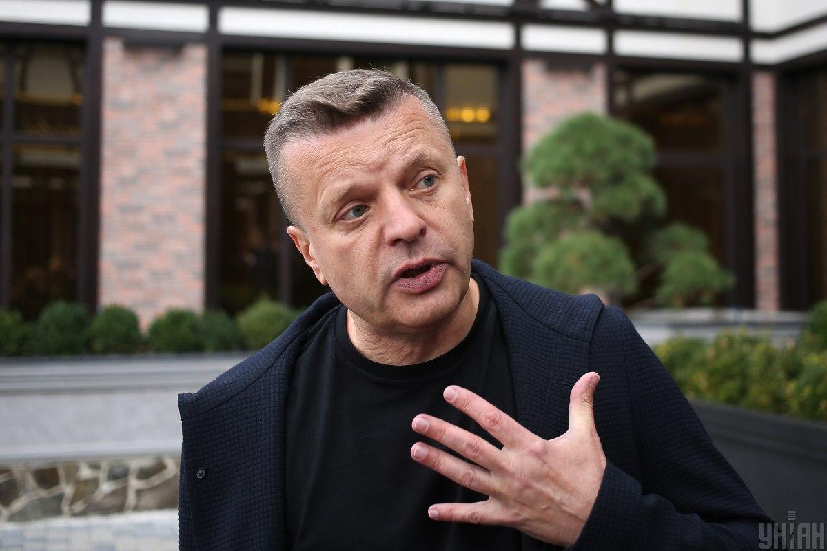 Российский журналист, документалист, ведущий проекта «Намедни» Леонид Парфенов / фото УНИАН