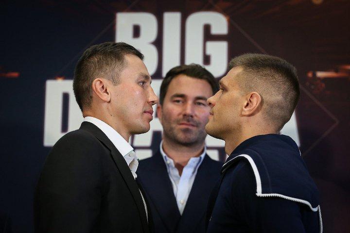 Деревянченко и Головкин проведут бой в Нью-Йорке / фото: BoxingScene