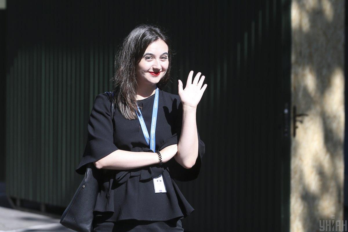 Мендель призначили на посаду в червні 2019 року / фото УНІАН