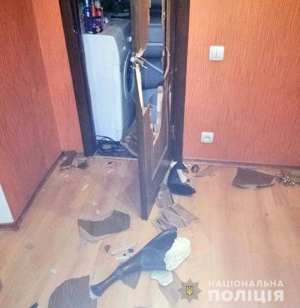 Смертельні травми отримали чоловік і жінка / фото police.dn.ua