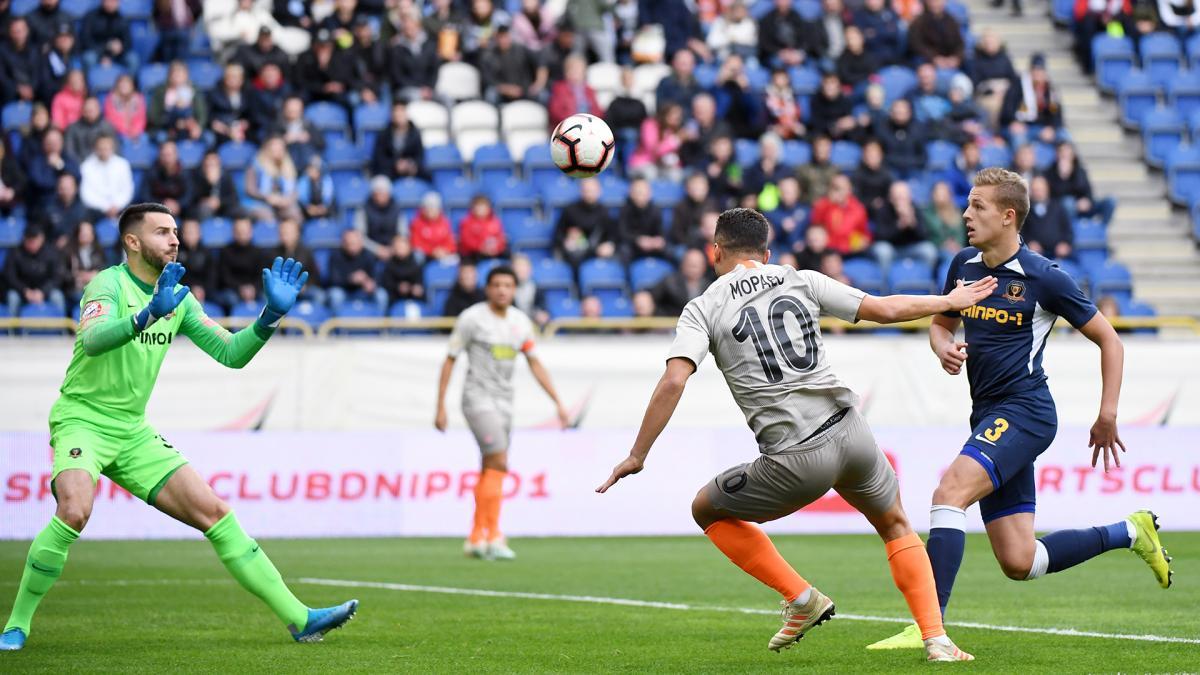 Шахтар забив по голу в кожному з таймів / фото: ФК Шахтар