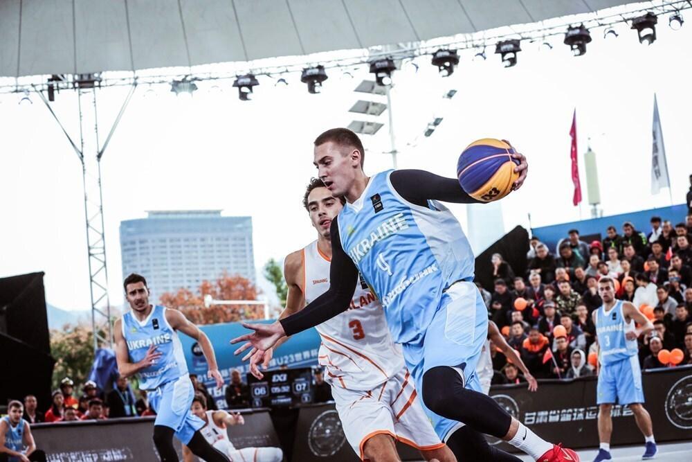Украина проиграла только в финале / twitter.com/FIBA3x3
