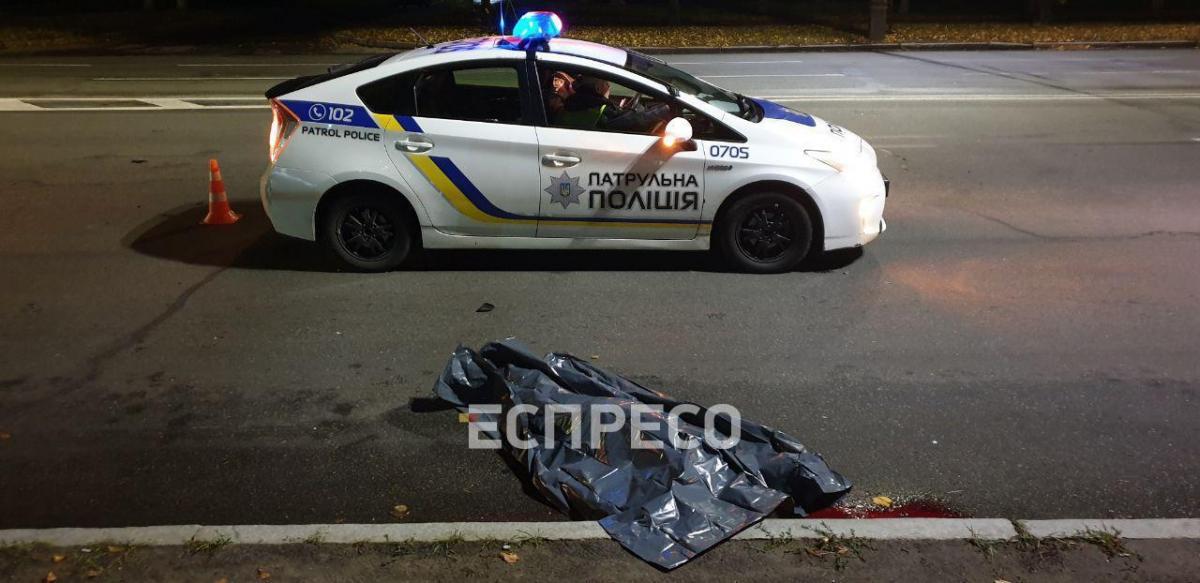 Водитель Volkswagen Touareg ехал на скорости по улице Маршала Гречка со стороны улицы Щербакова / фото: Вартові.Еспресо