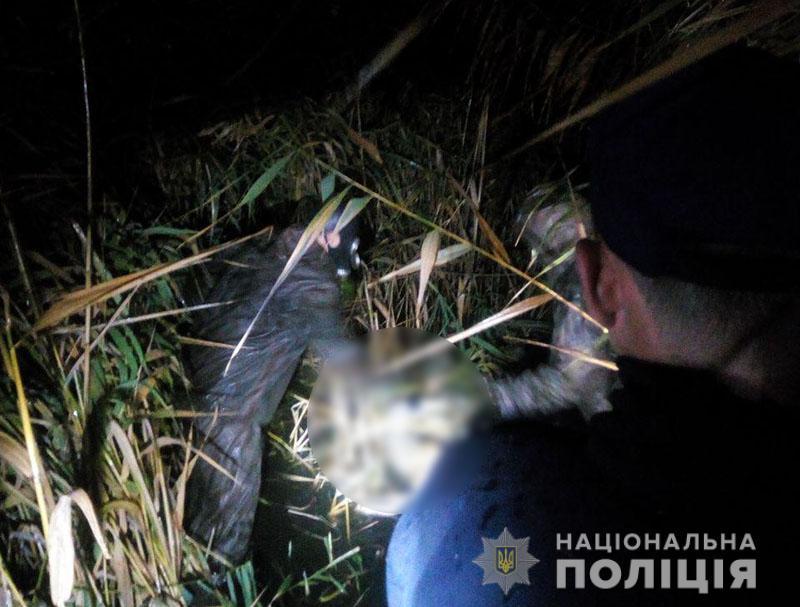 Ребенка перед убийством изнасиловали / police.dn.ua