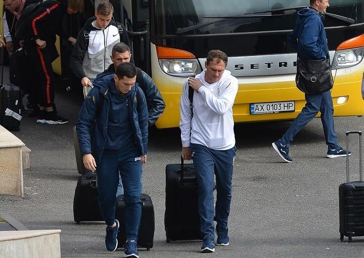 Команда проведе відкрите тренування в Харкові / фото: УАФ