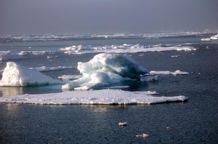 Вечную мерзлоту можно рассматривать как климатическую бомбу замедленного действия / about-planet.ru