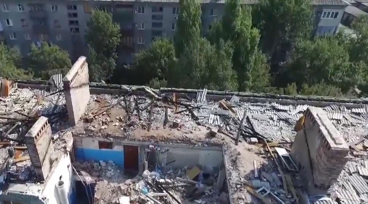 Підрахунків всіх збитків, які були завдані на Донбасі, на державному рівні немає