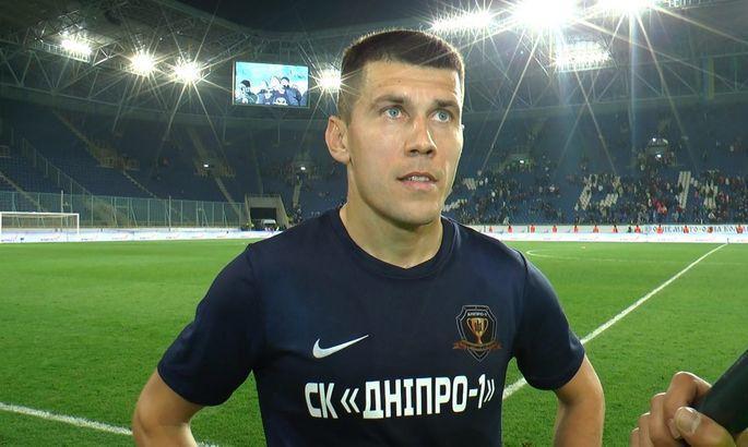 Кравченко вважає, що лідерам Шахтаря вже часпокинути УПЛ / фото: СК Дніпро-1