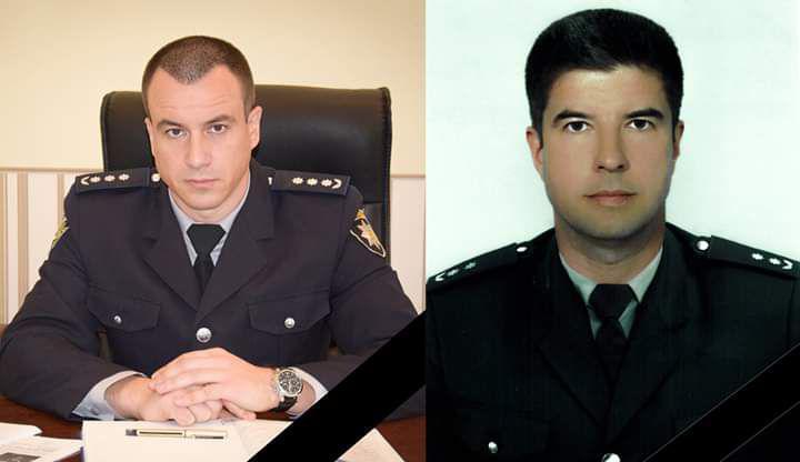 Полицейские погибли на месте аварии / фото ГУ НП в Николаевской области