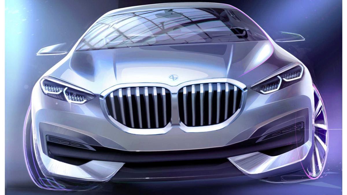 Электрификация ожидает чуть ли не всю модельную линейку BMW/ фото BMW