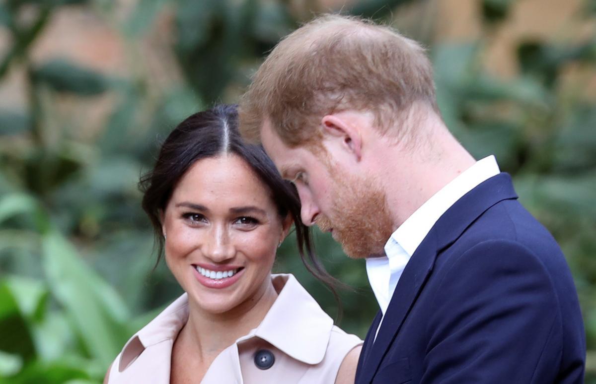Принц Гаррі і Меган Маркл / фото REUTERS