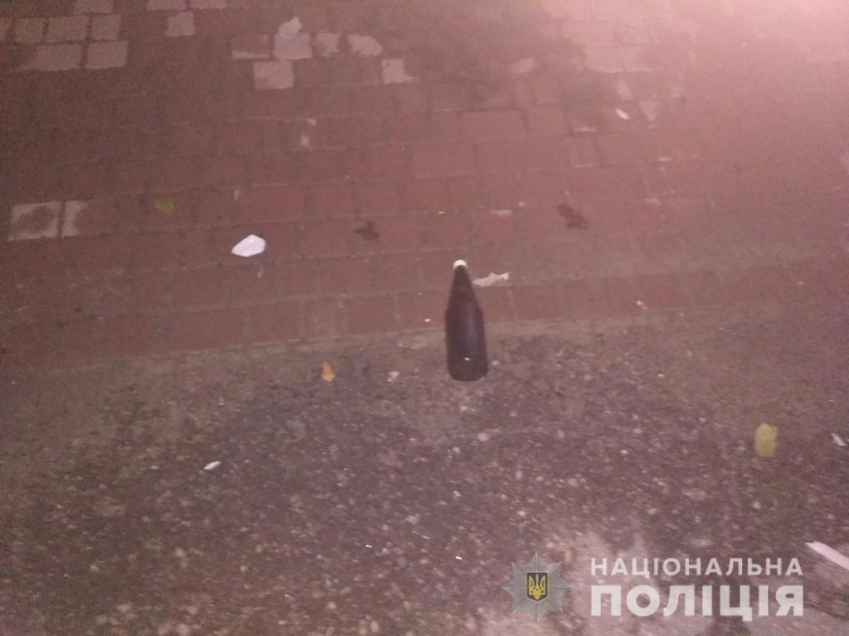 Будинок подружжю підпалили вночі / ГУНП в Херсонській області