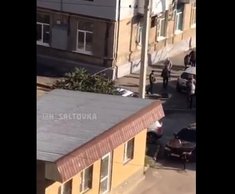 Инцидент произошел 8 октября / Скриншот