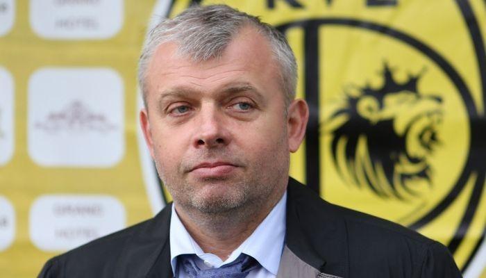 У Козловського вже є дві дискваліфікації / фото: ФК Рух