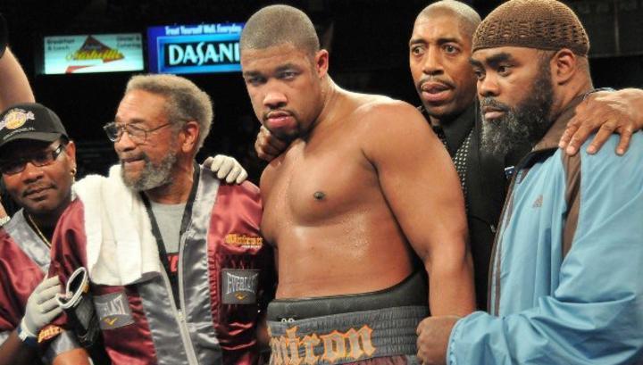 Уизерспун никогда не боксировал за титулы / фото: BoxingScene