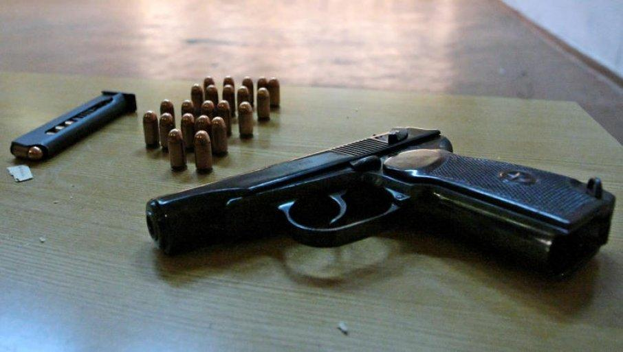 Полицейский произвел выстрел из табельного оружия / 0362.ua