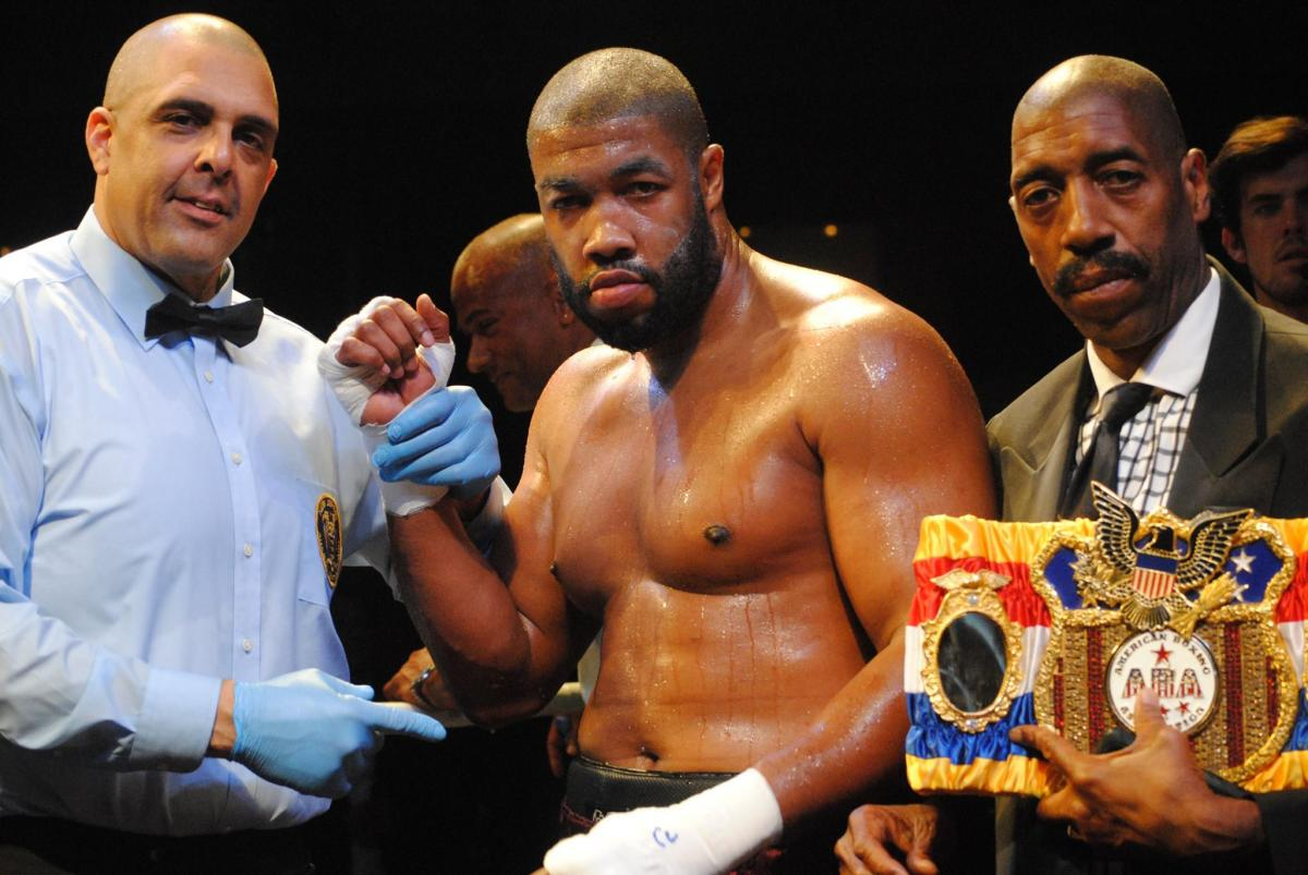 Чазз Візерспун зустрінеться з найскладнішим суперником у кар'єрі / фото: BoxingScene