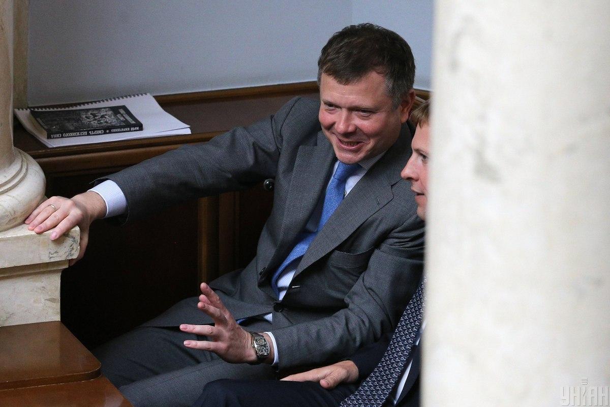 Костянтину Жеваго повідомили про підозру / фото УНІАН