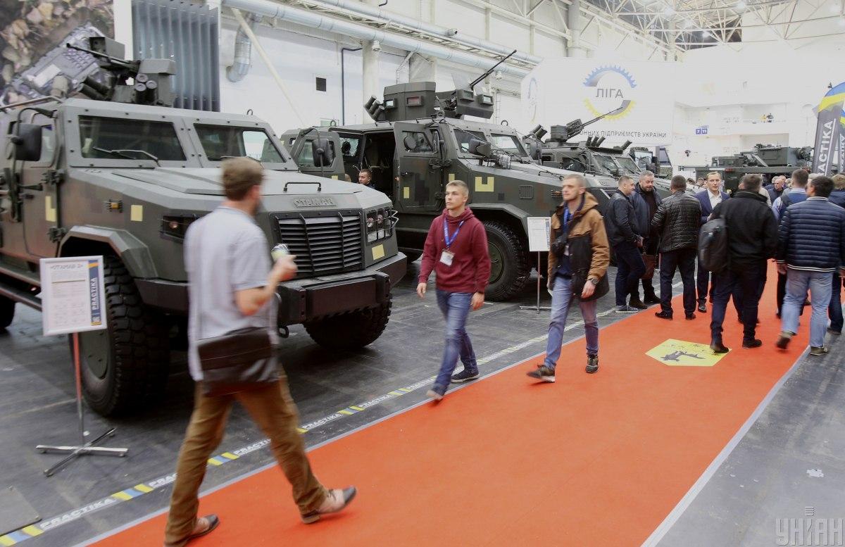 У Києві відкрилася виставка ОПК / УНІАН