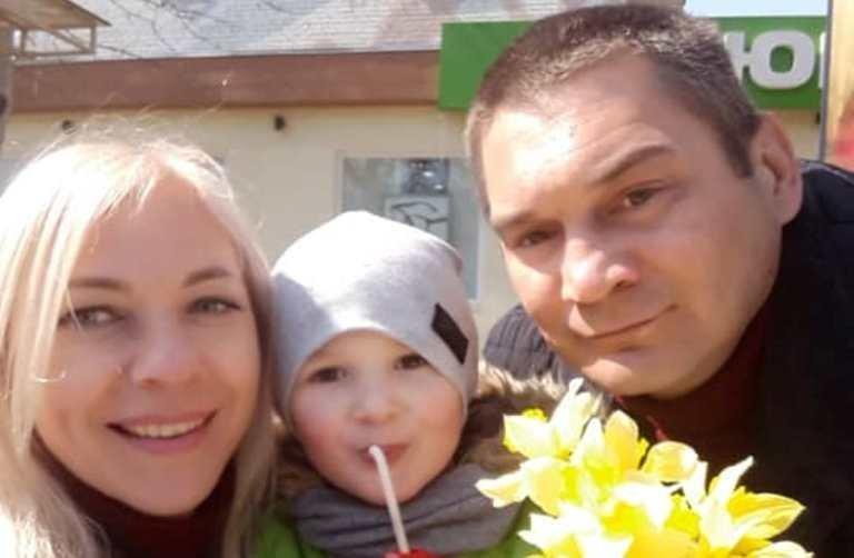 Погибший Андрей Батин жил в Черноморске / фото: 04868