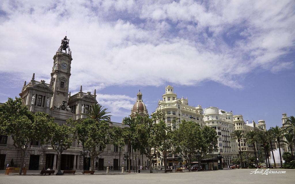 Валенсія - місто з понад 2-тисячолітньою історією / Фото flickr.com/Andreas Wieser