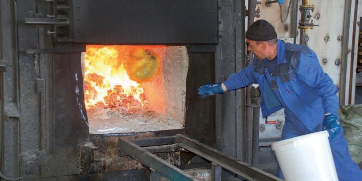 Бывший работник крематория опасается, что заразился тяжелым заболеванием / bzns.media