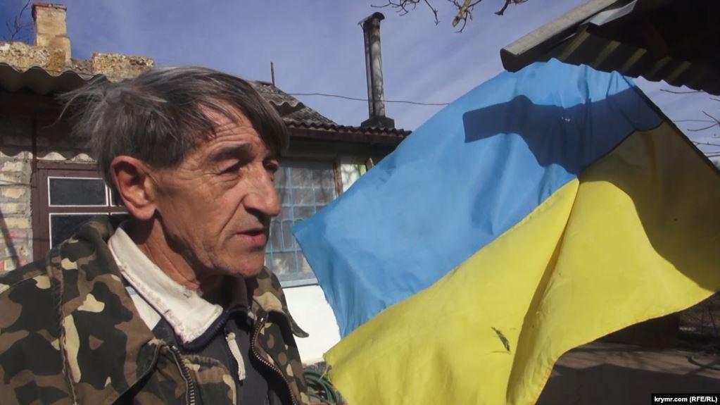 Приходько обвиняют в терроризме / фото Крым.Реалии