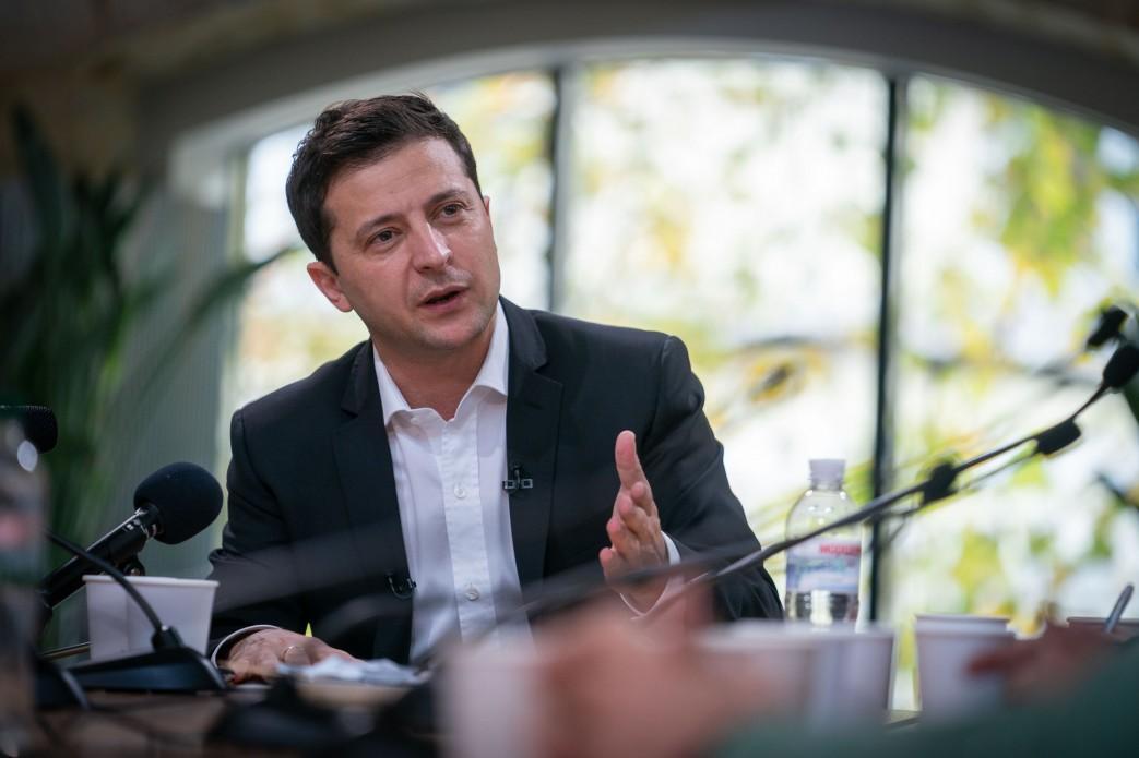 Зеленский не будет поддерживать мэров трех крупных городов / фото www.president.gov.ua