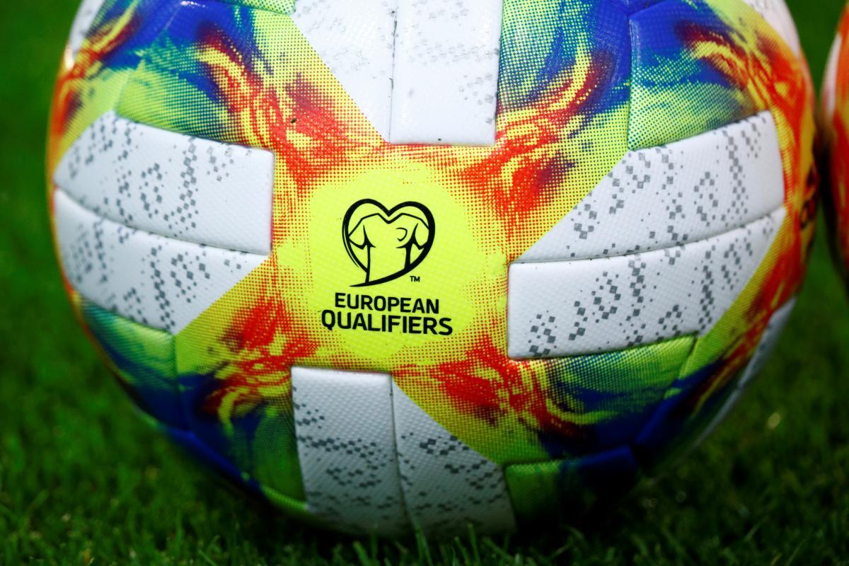 М'яч кваліфікації Євро-2020 / REUTERS