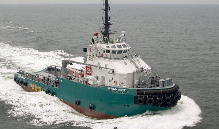 У складі екіпажу затонулогоBourbon Rhode були українці / фото: Bourbon Offshore