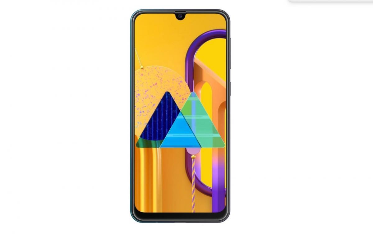 Samsung Galaxy M30s почали продавати в Україні / фото Samsung