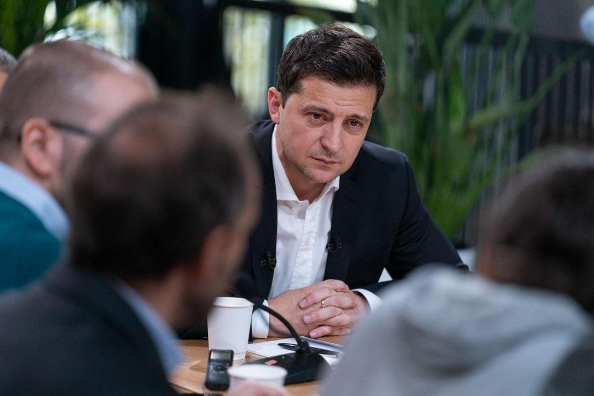 Зеленський пояснив, чому не відбулася його зустріч з прем'єром Нідерландів / фото president.gov.ua