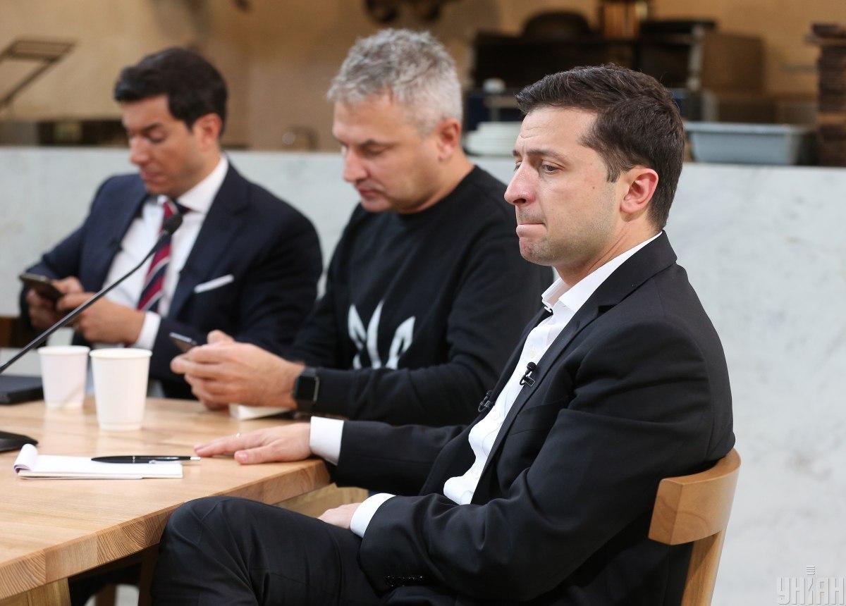 Зеленский назвал условие, при котором оккупированный Донбасс превратится в Приднестровье / фото УНИАН