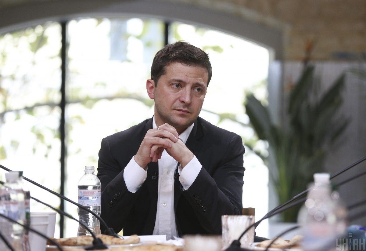Зеленський доручив Кабміну передати не менше 500 підприємств Фонду держмайна для подальшого продажу / фото УНІАН