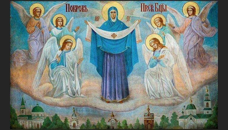 14 октября – большой церковный праздник - Покров Пресвятой Богородицы / rusregioninform.ru