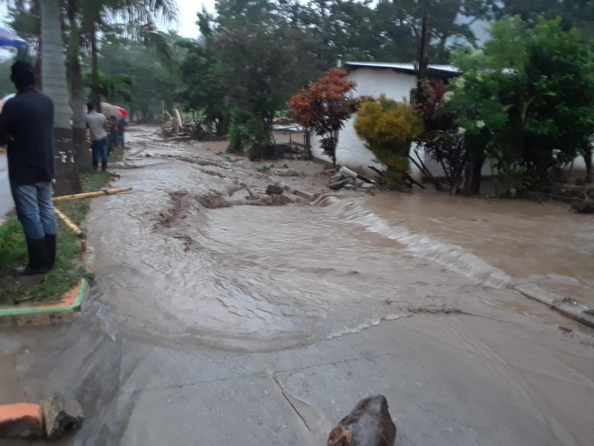 Гондурас постраждав від повеней / twitter.com/COPECO_HONDURAS