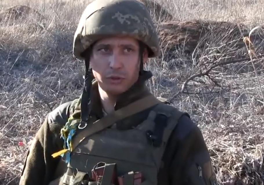 За життя військового боролися три дні / В'ячеслав Кубрак, скріншот