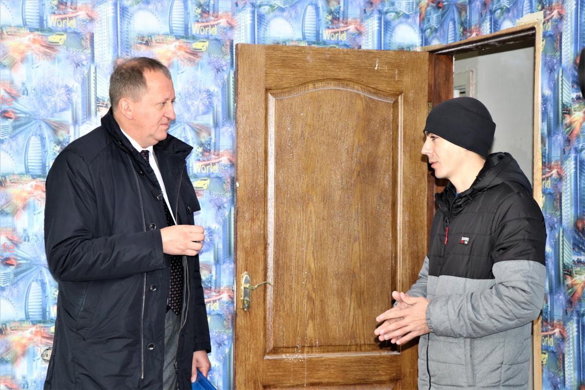 Жилье приобрели уже для 59 воинов / фото smr.gov.ua
