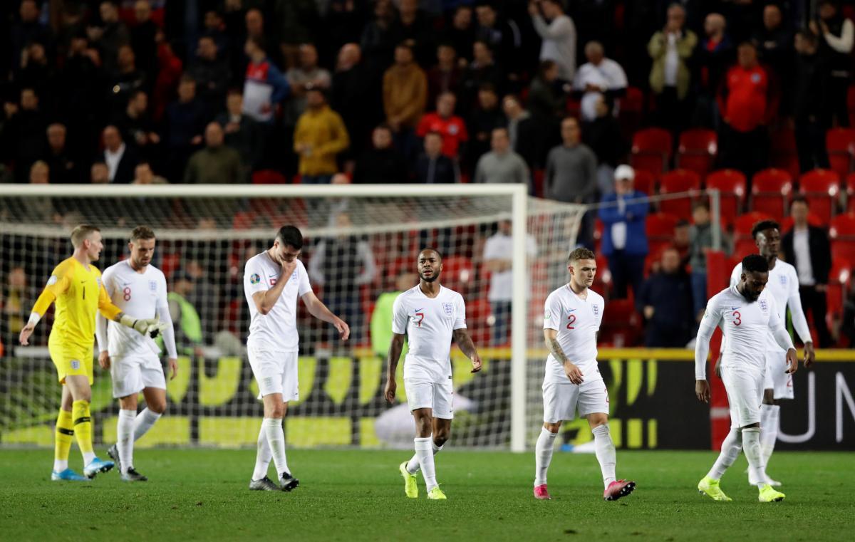 Збірна Англії / REUTERS