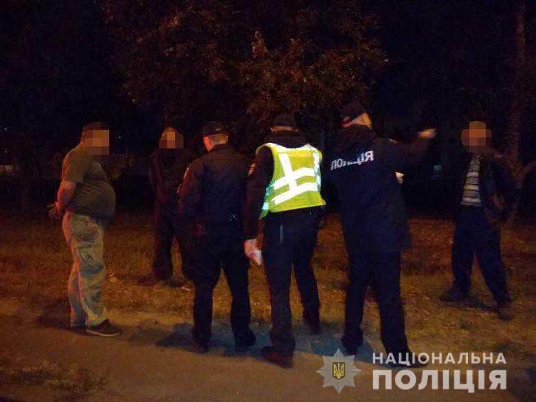 Правонарушителям грозит до семи лет лишения свободы / полиция Киева