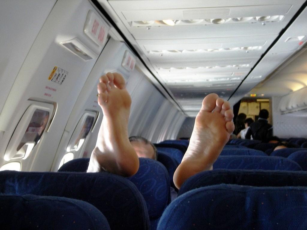 Секс на борту самолета противоречит правилам безопасности, но не является незаконным / chance4traveller.com