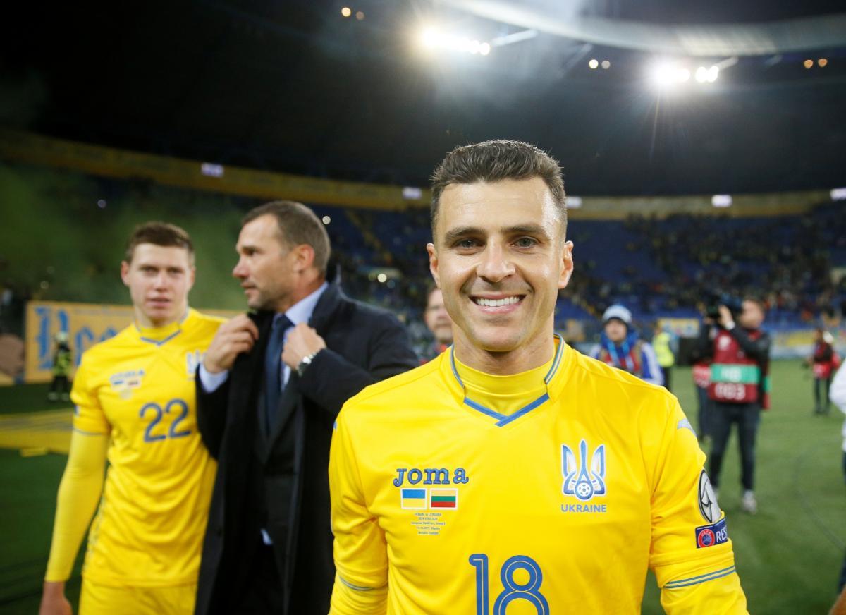Україна може достроково вийти на Євро-2020 / REUTERS