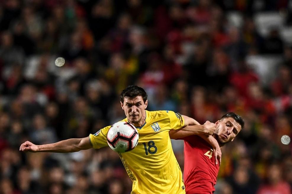 Перший матч збірних у відборі завершився з рахунком 0:0 / фото: УАФ
