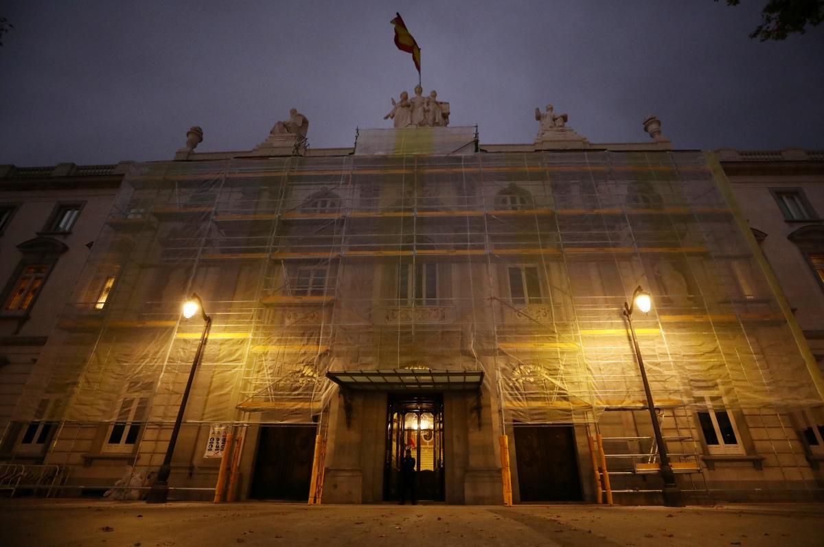 Верховний суд Іспанії / REUTERS
