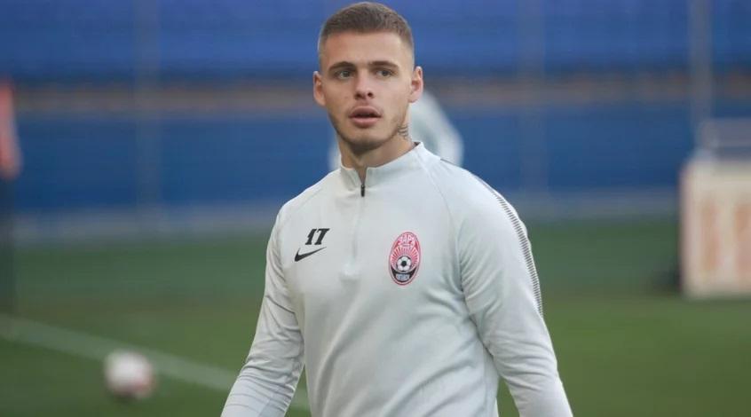 Лєднєв став лідером Зорі в нинішньому сезоні / фото: ФК Зоря