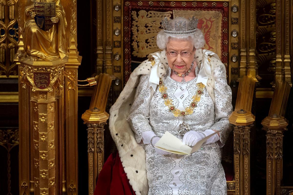 Королева Елизавета II / Фото REUTERS