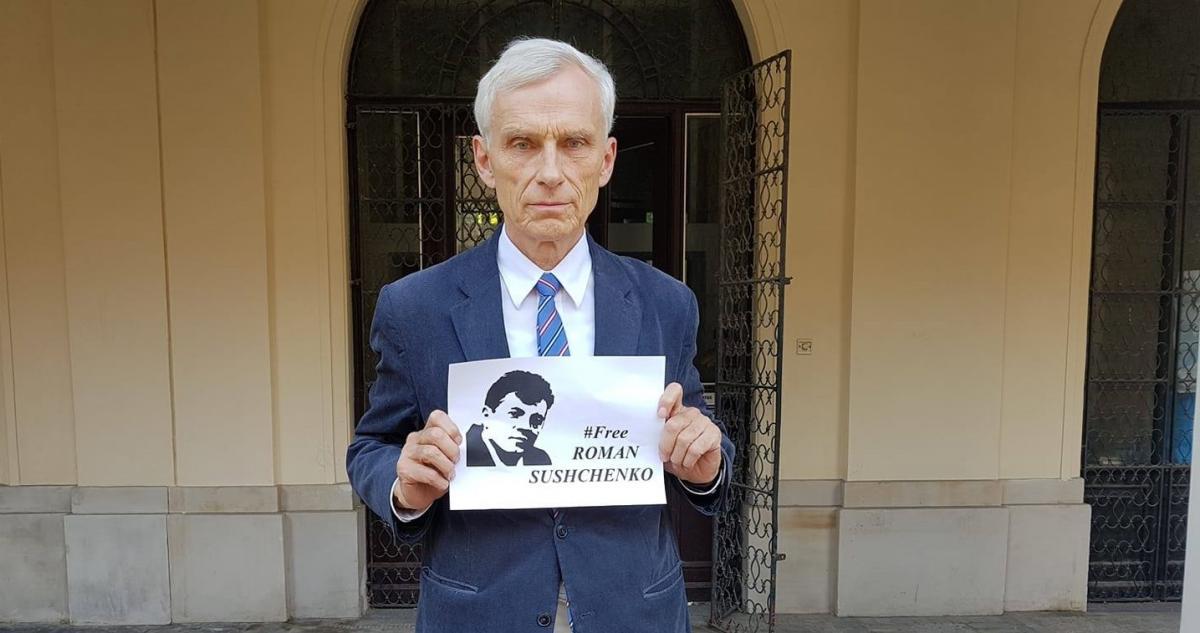 Новымбизнес-омбудсменомУкраины стал поляк Свенчицкий/ фото Facebook/Marcin Święcicki